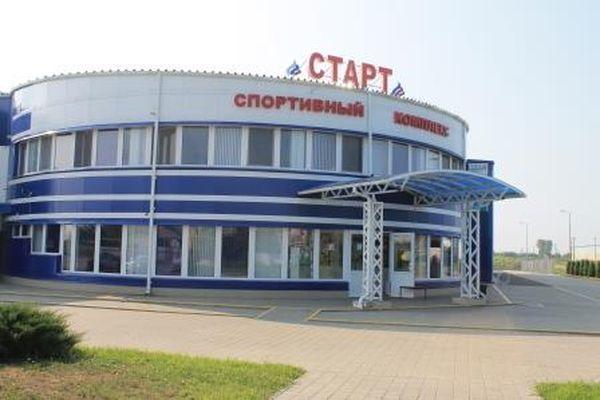 """Спорткомплекс """"Старт"""" в Усть-Лабинске"""